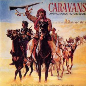 Mike Batt With The London Philharmonic Orchestra: Caravans - Cover