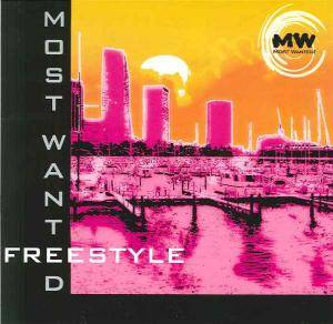 Most Wanted Freestyle - Cover
