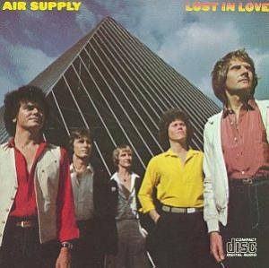 Cover - Air Supply: Lost In Love