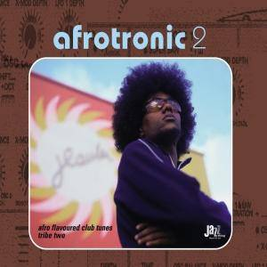 Cover - Ursula Rucker: Afrotronic 2 - Afro Flavoured Club Tunes Tribe 2