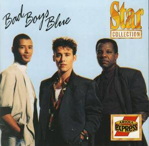 Bad Boys Blue: Star Collection - Cover