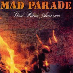Cover - Mad Parade: God Bless America
