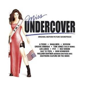 Cover - Bosson: Miss Undercover