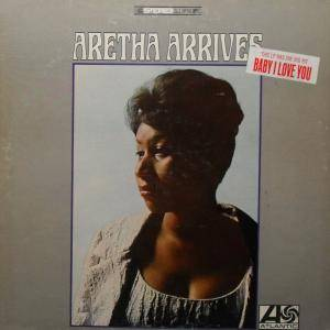 Cover - Aretha Franklin: Aretha Arrives