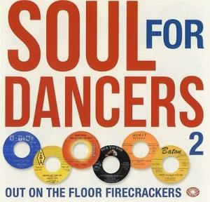 Soul For Dancers 2 - Cover