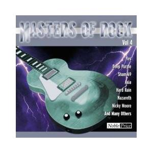 Masters Of Rock Vol. 04 - Cover