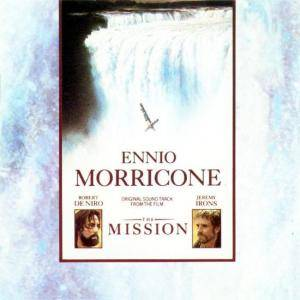 Ennio Morricone: Mission, The - Cover