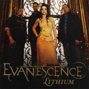 Evanescence: Lithium - Cover