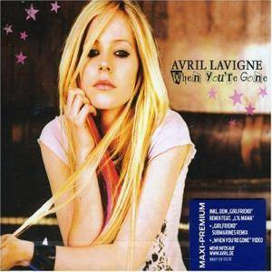 Avril Lavigne: When You're Gone - Cover