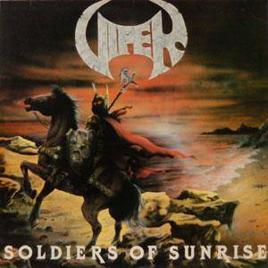 Viper: Soldiers Of Sunrise - Cover