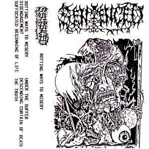 Cover - Sentenced: Rotting Ways To Misery