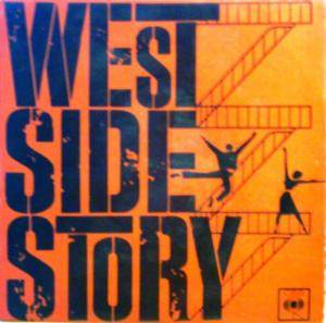 Cover - Leonard Bernstein: West Side Story