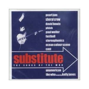 Substitute - The Songs Of The Who - Cover