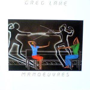 Greg Lake: Manoeuvres - Cover