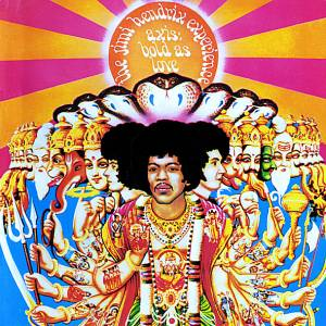 The Jimi Hendrix Experience: Axis: Bold As Love (CD) - Bild 1
