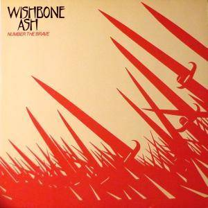 Wishbone Ash: Number The Brave - Cover