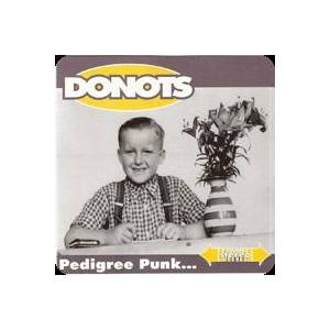 Cover - Donots: Pedigree Punk