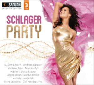 Schlager Party - Cover