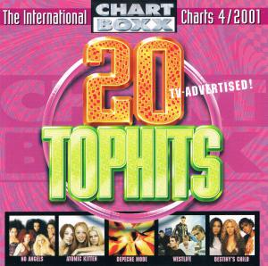 ChartBoxx 2001/04 - Cover