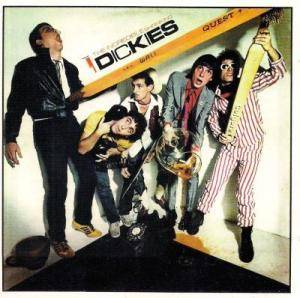 The Dickies: Incredible Shrinking Dickies, The - Cover
