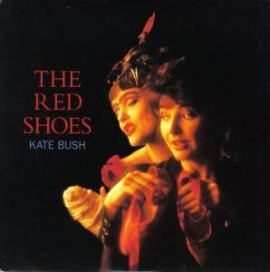 Kate Bush: Red Shoes, The - Cover