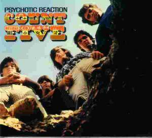 The Count Five: Psychotic Reaction - Cover