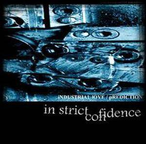 Cover - In Strict Confidence: Industrial Love / Prediction