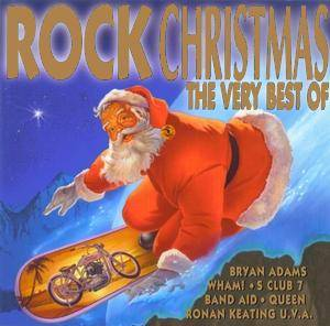 Rock Christmas - The Very Best Of - Cover