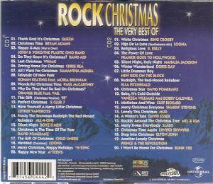 Rock Christmas - The Very Best Of - 2-CD, 2000