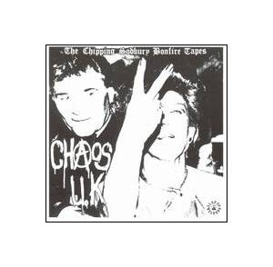 Cover - Chaos U.K.: Chipping Sodbury Bonfire Tapes, The