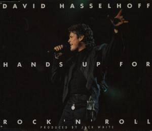 David Hasselhoff: Hands Up For Rock'n'Roll - Cover