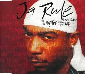 Cover - Ja Rule: Livin' It Up