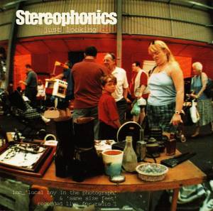 Stereophonics: Just Looking - Cover