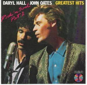 Daryl Hall & John Oates: Greatest Hits - Rock'n Soul Part 1 - Cover