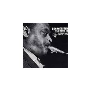 Cover - Ben Webster: Jeep Is Jumping, The
