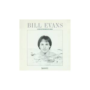 Cover - Bill Evans: Living In The Crest Of A Wave
