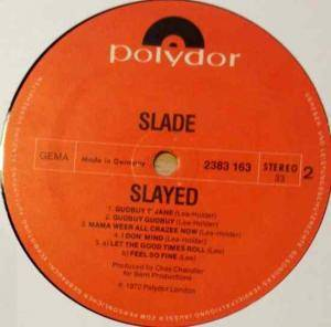 Slade: Slayed? (LP) - Bild 4