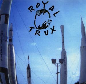 Royal Trux: Cats & Dogs - Cover