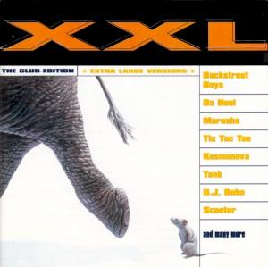 XXL - The Club Edition - Cover