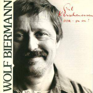 Wolf Biermann: Gut Kirschenessen - Cover