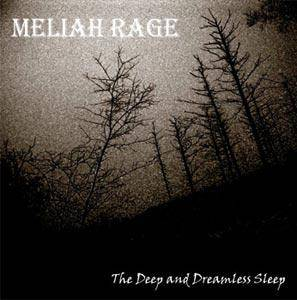 Cover - Meliah Rage: Deep And Dreamless Sleep, The