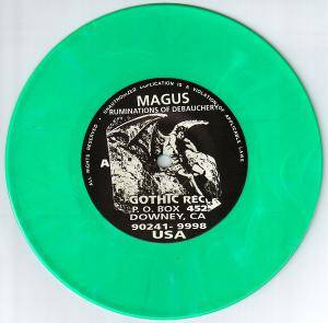 "Magus: Ruminations Of Debauchery (7"") - Bild 3"