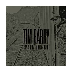 Tim Barry: Rivanna Junction - Cover