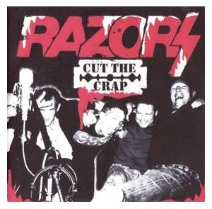 Cover - Razors: Cut The Crap
