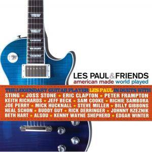 Les Paul: Les Paul & Friends: American Made, World Played (CD) - Bild 1