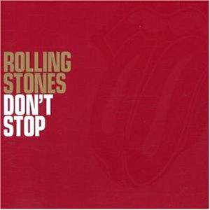 The Rolling Stones: Don't Stop - Cover