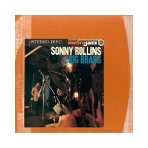 Cover - Sonny Rollins: And The Big Brass