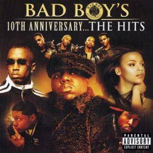 Cover - Puff Daddy & Faith Evans Feat. 112: Bad Boy's 10th Anniversary... The Hits
