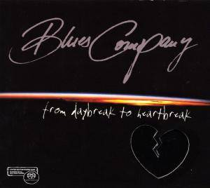 Cover - Blues Company: From Daybreak To Heartbreak