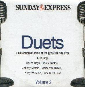 Cover - Jason & Volenté: Duets Volume 2: A Collection Of Some Of The Greatest Hits Ever